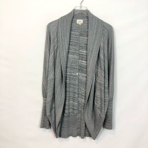 Wilfred Diderot Cocoon Cardigan Space Dye Cardigan